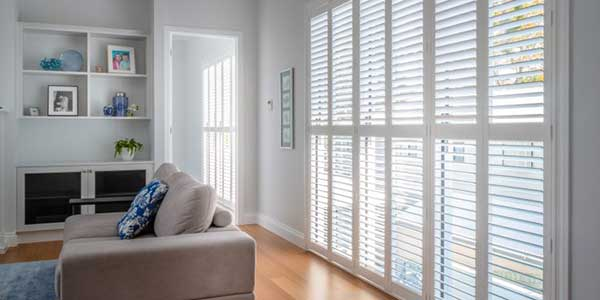 PVC Panorama Shutters Canberra